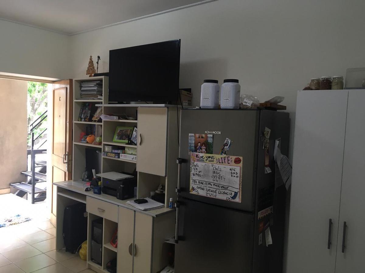 departamento 1 dormitorio y cochera descubierta-33 mts 2 al frente  - la plata