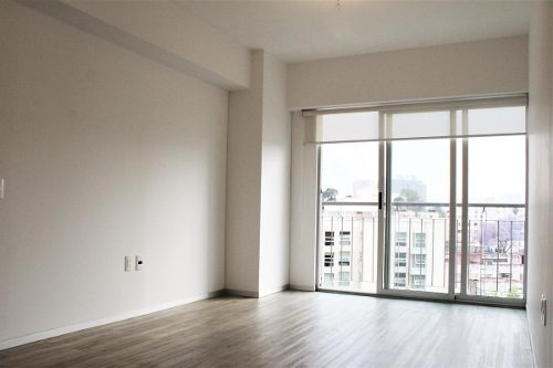departamento 1 o 2 habitaciones, en residencial cui a minutos de polanco