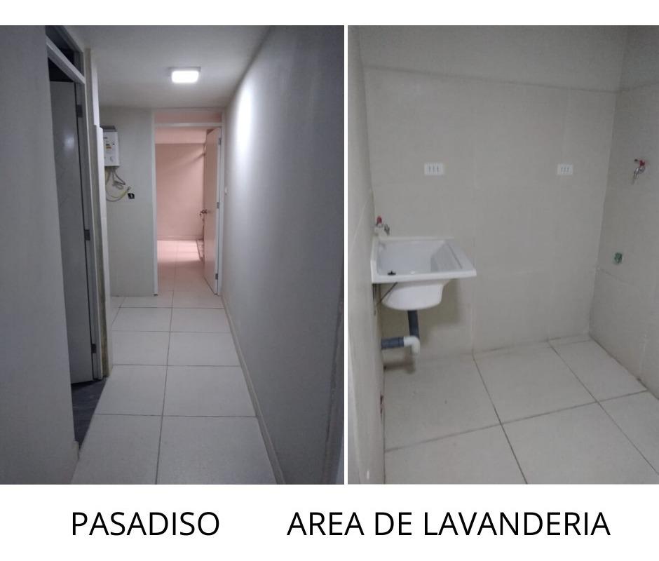 departamento 1 piso con local comercial o cochera 110 mtr2