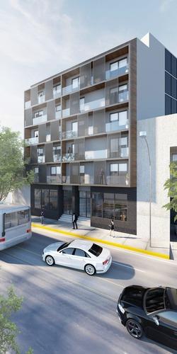 departamento 102  en preventa, 110m2, en la del valle centro, con terraza.