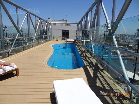 departamento 116m2 art maría - puerto madero