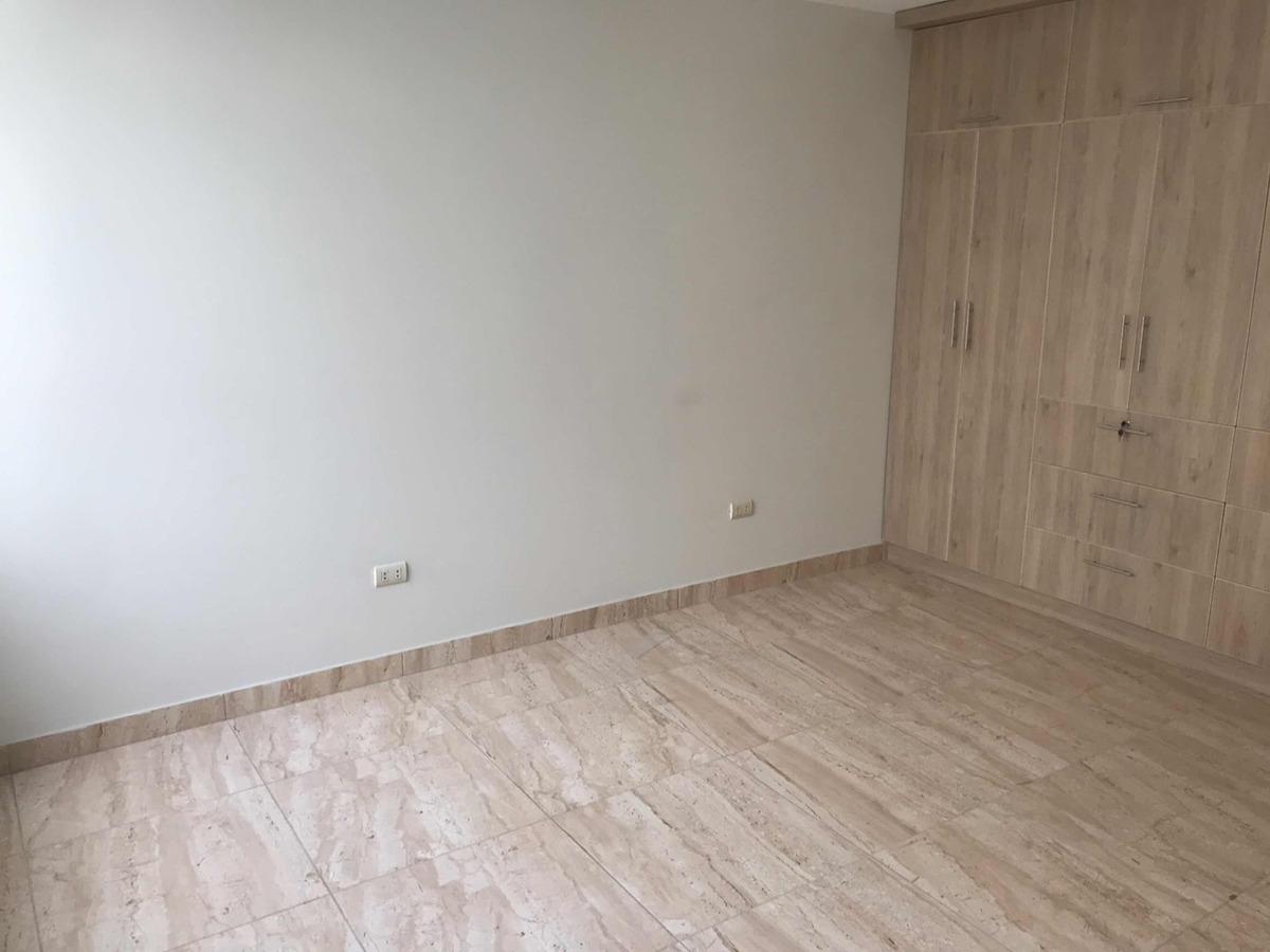departamento 190 m2 tres cuartos sala comedor reposos cocher