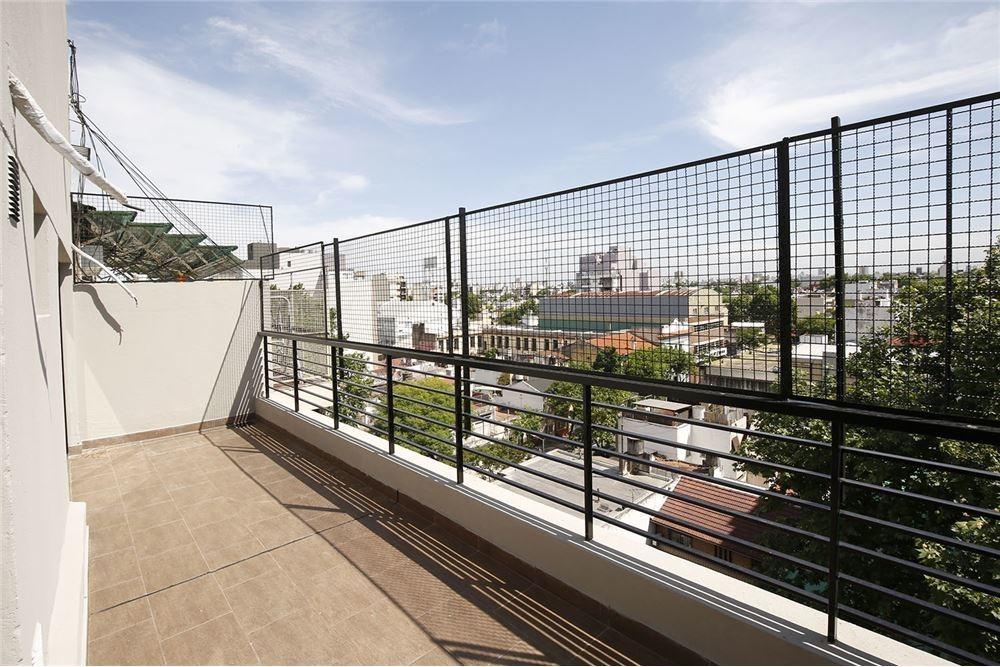 departamento 2 amb, a estrenar. balcón terraza