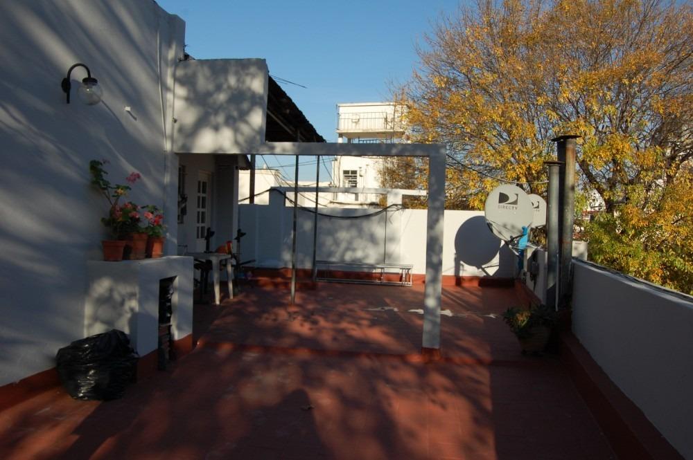departamento 2 amb al frente villa del parque