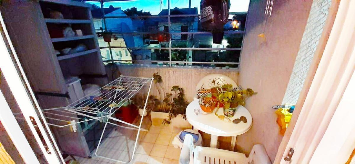 departamento 2 amb. balcón-cochera - bajas expensas- apto crédito -permuta-villa ballester