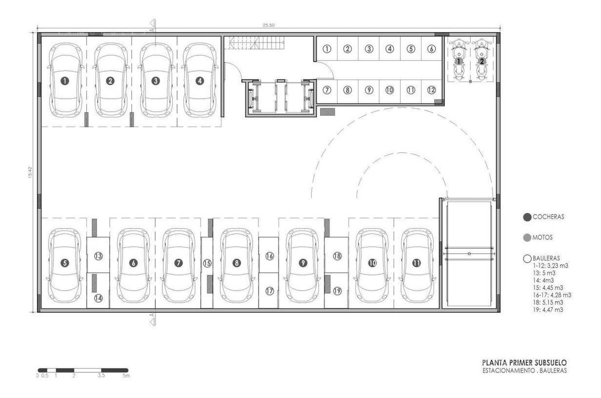 departamento 2 amb con balcon al frente - belgrano