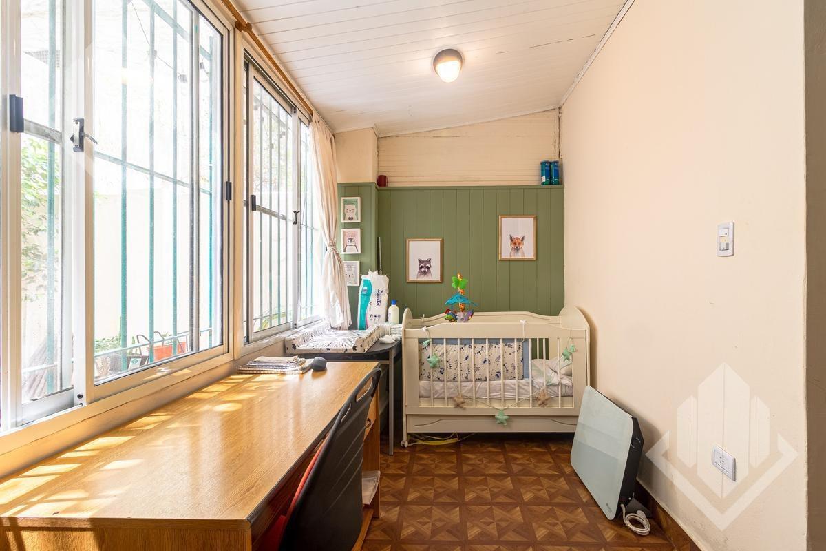 departamento 2 amb con patio en belgrano