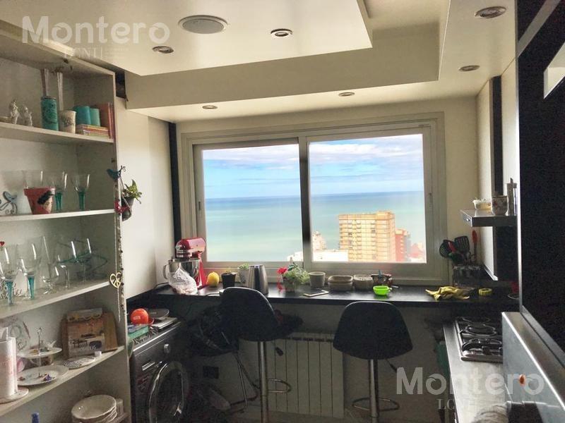 departamento 2 amb- edif. havanna - piso alto - frente al mar - mar del plata