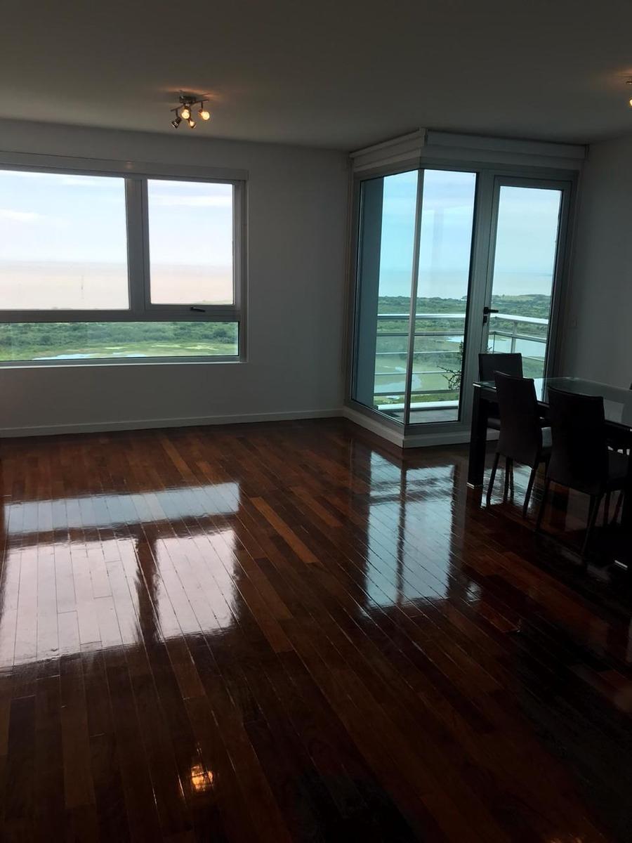 departamento 2 amb piso 38 vista al rio- torres del yacht