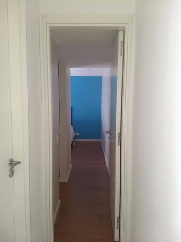 departamento 2 amb semi nuevo con cochera cubierta. - edifico saint catherine's