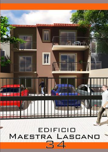 departamento 2 amb. venta del pozo con balcon ramos mejia