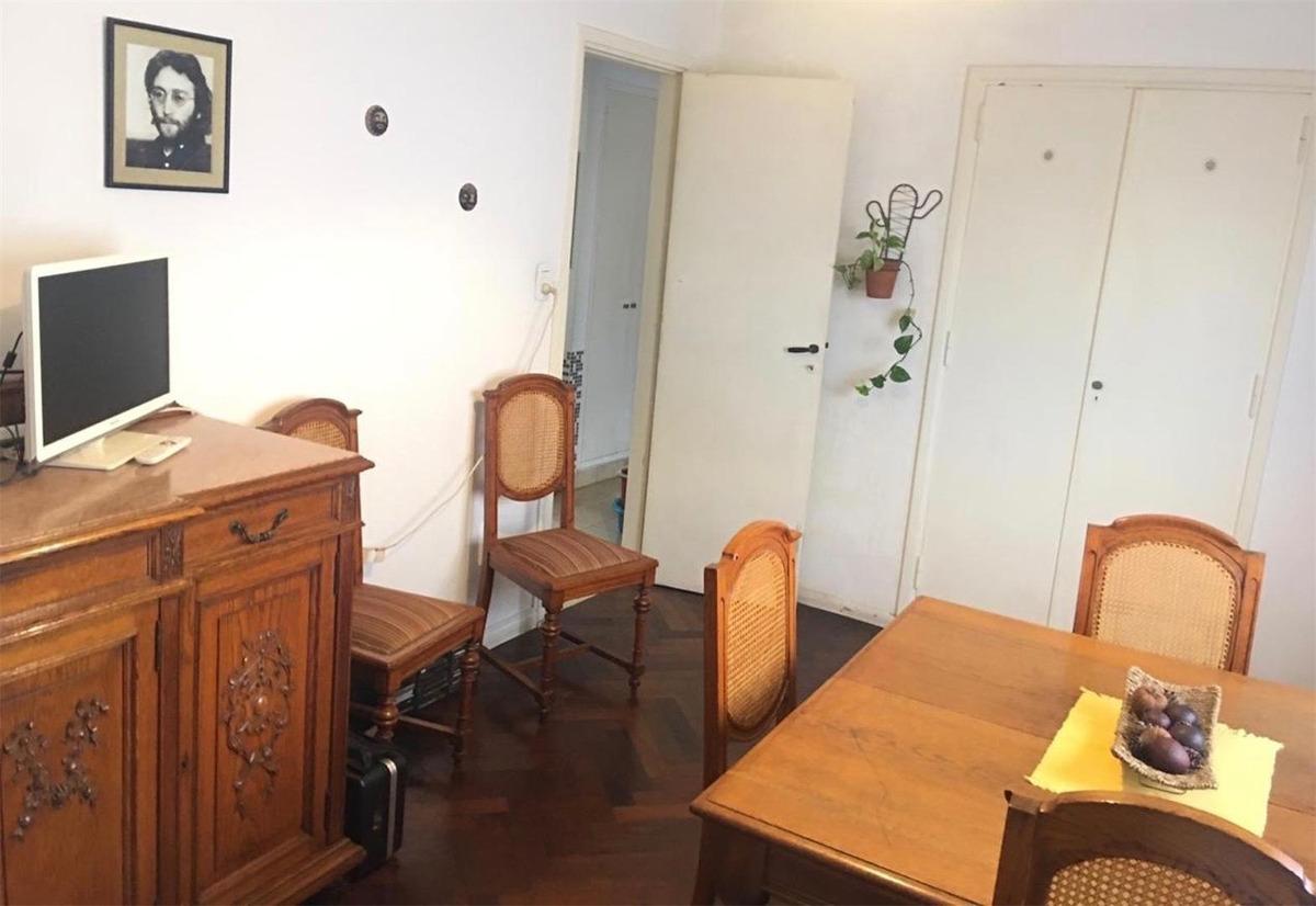 departamento 2 ambiantes en villa devoto
