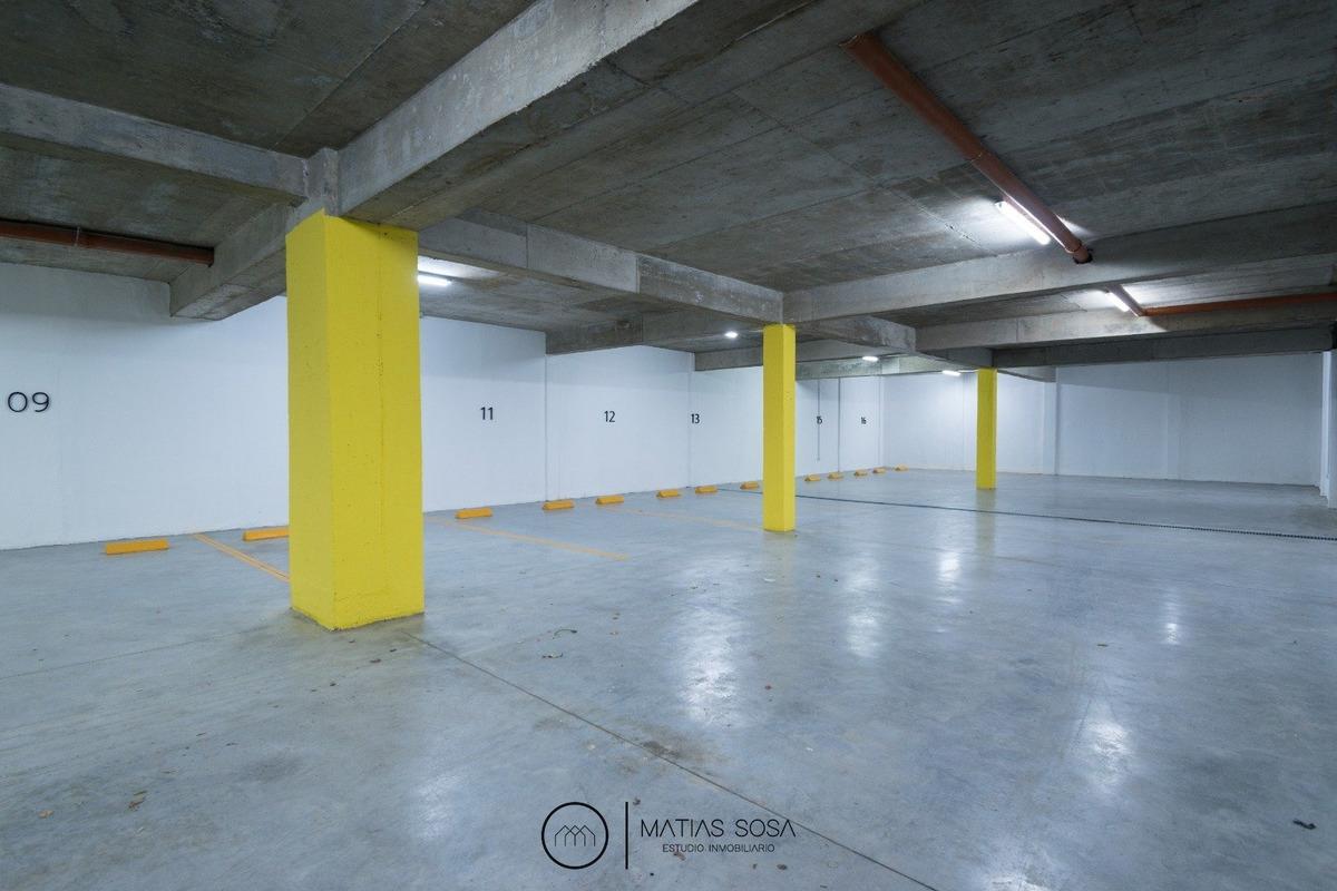 departamento 2 ambientes a estrenar edificio bonjo iv