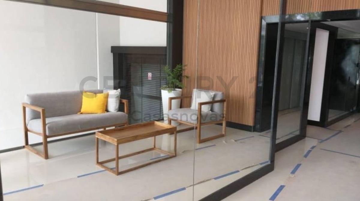 departamento 2 ambientes a estrenar frente con balcon y amenities