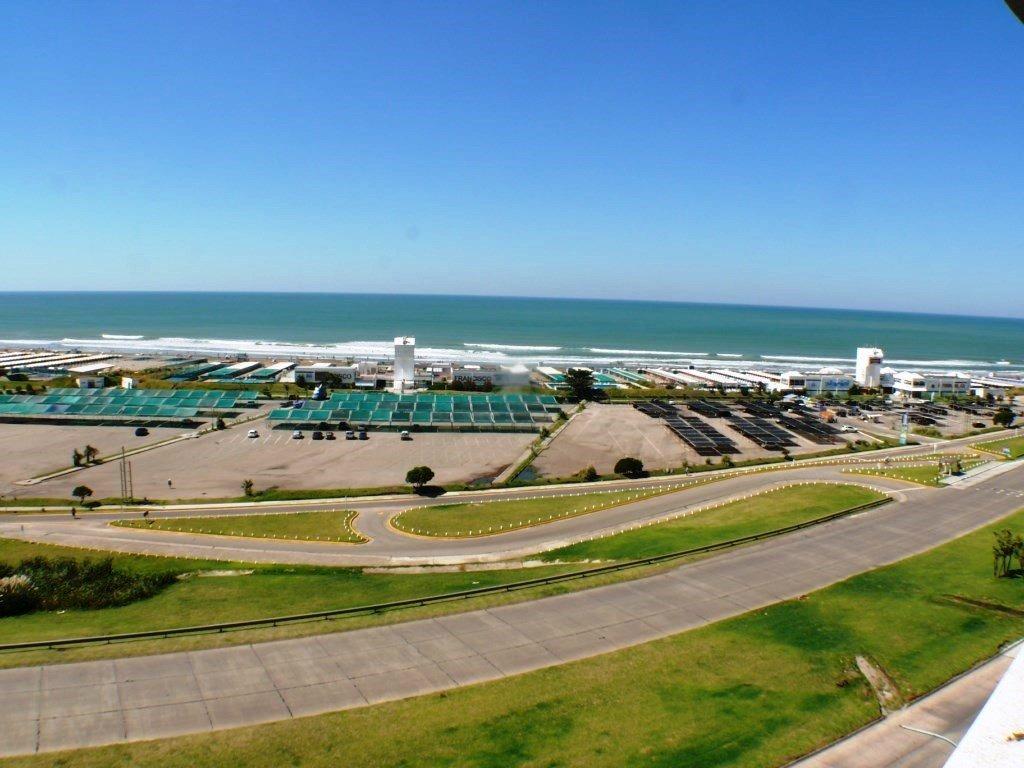 departamento 2 ambientes, a estrenar. vista panorámica al mar