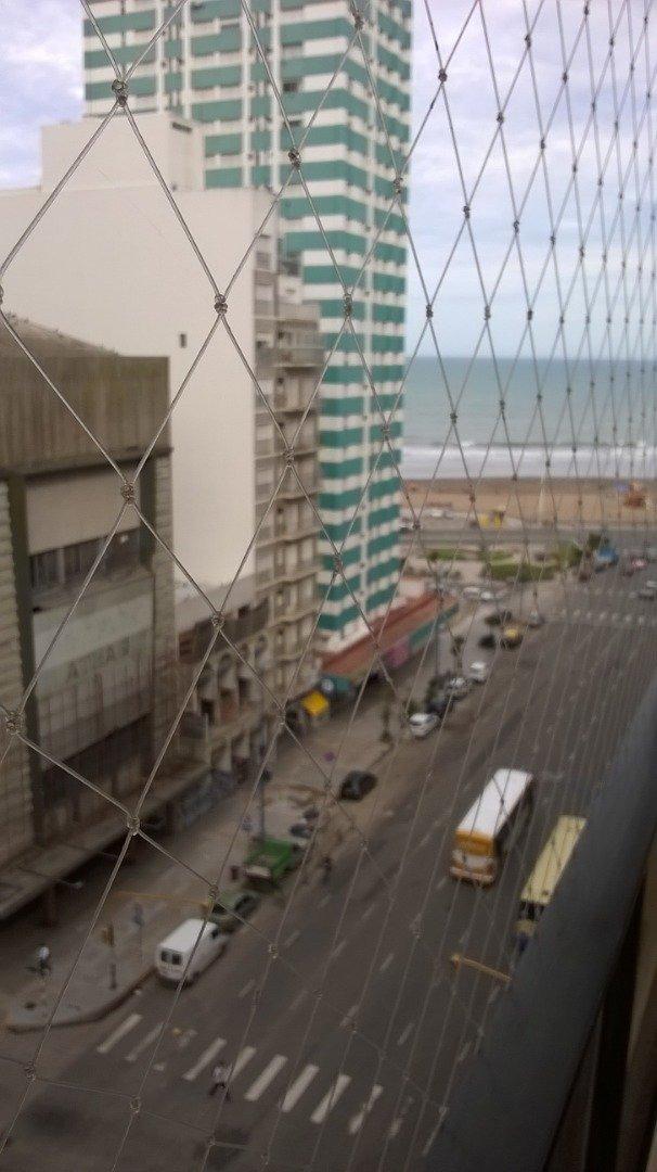 departamento 2 ambientes a la calle en venta en mar del plata
