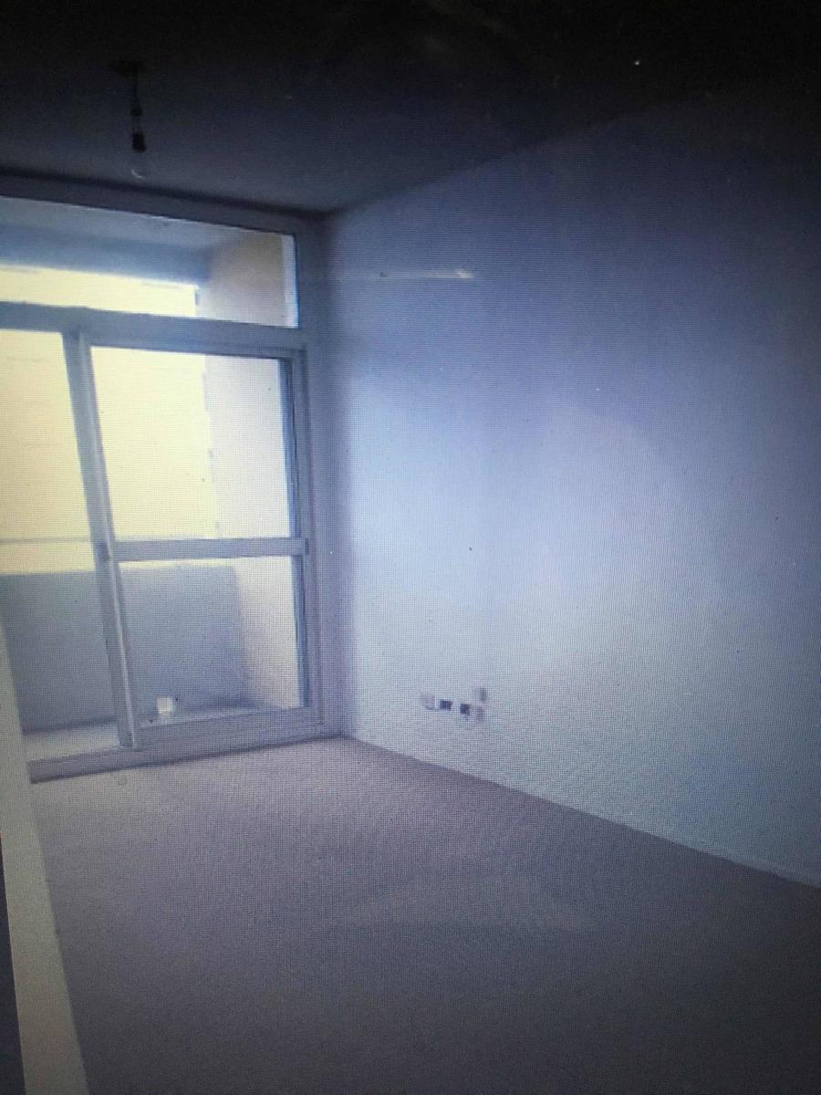 departamento 2 ambientes al frente balcón muy luminoso