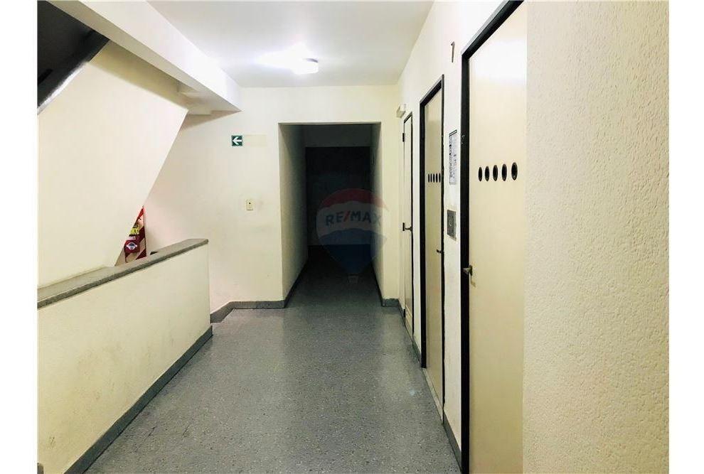 departamento 2 ambientes apto prof sobre avenida