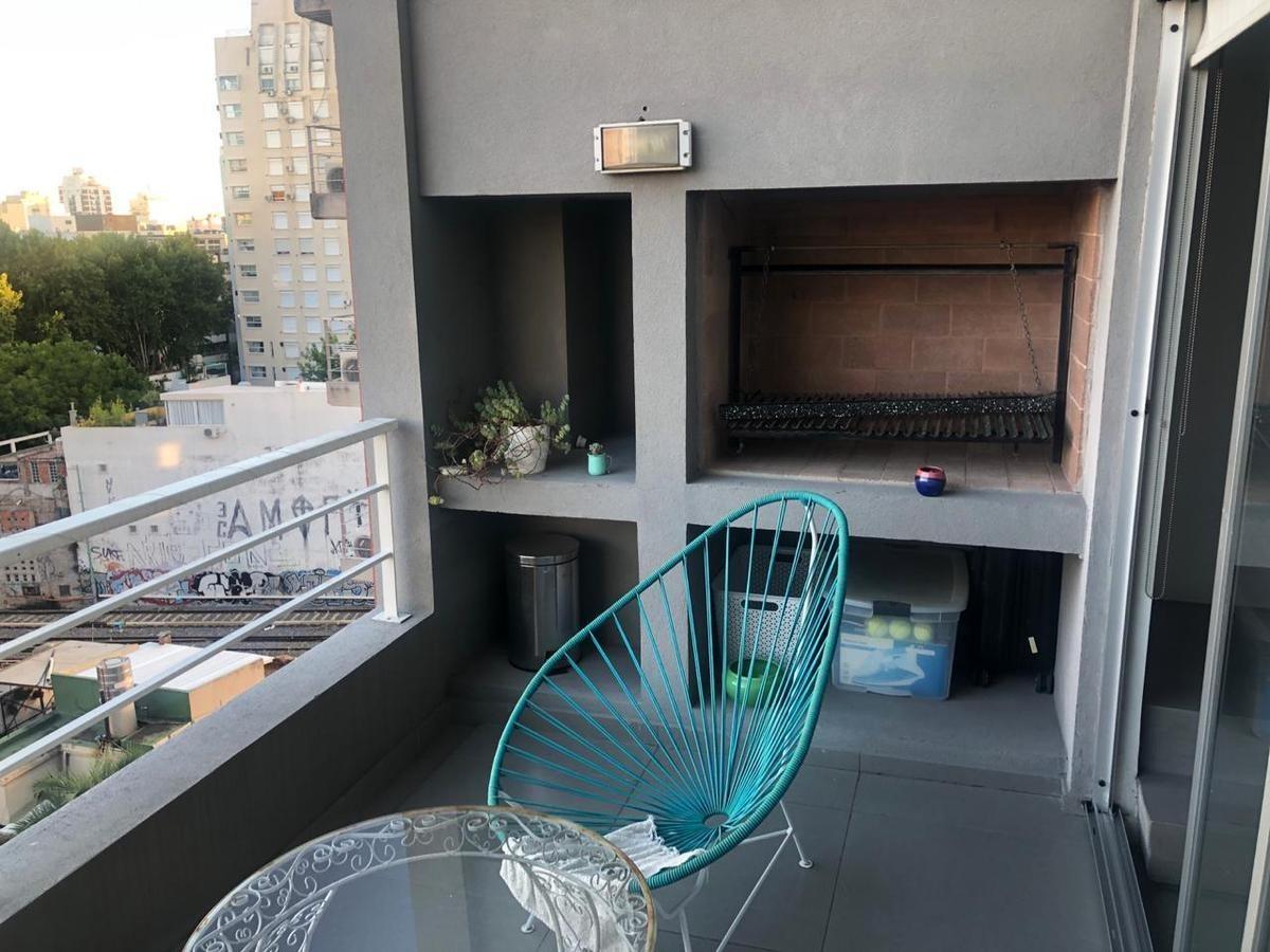 departamento 2 ambientes belgrano con cochera