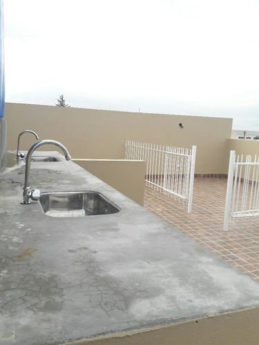 departamento 2 ambientes c/ terraza propia villa luzuriaga