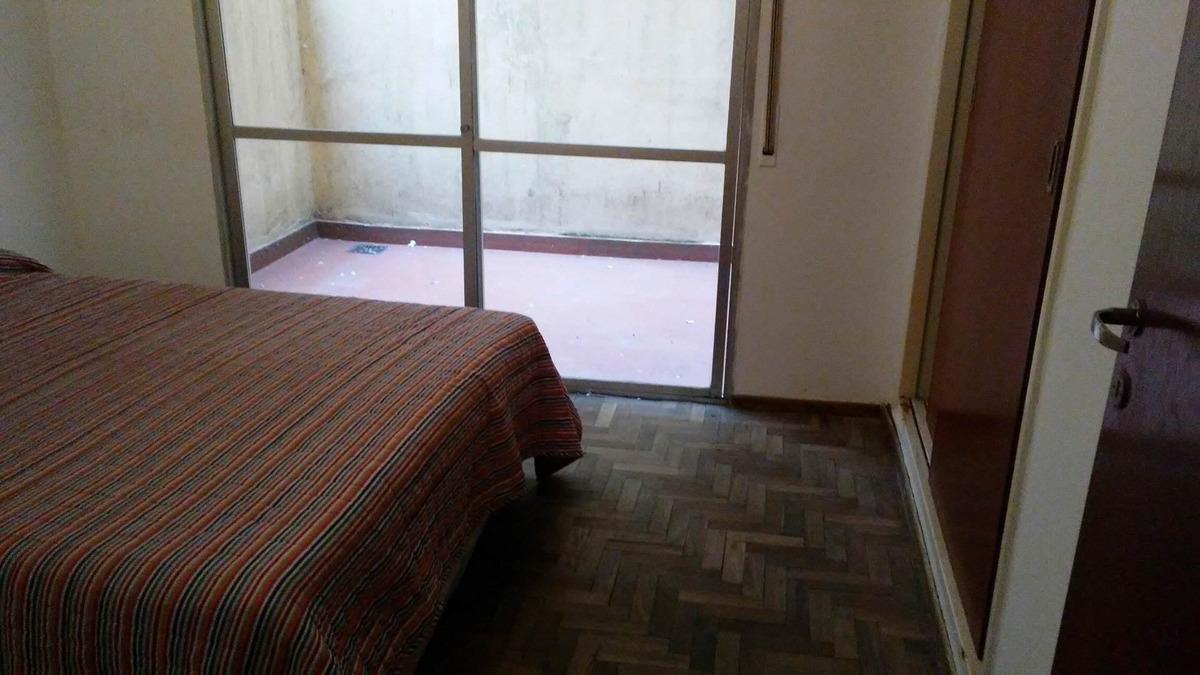 departamento 2 ambientes con 2 patios en venta mar del plata