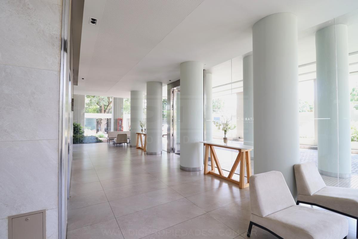 departamento 2 ambientes  con amenities suite cochera  vista al río en  olivos