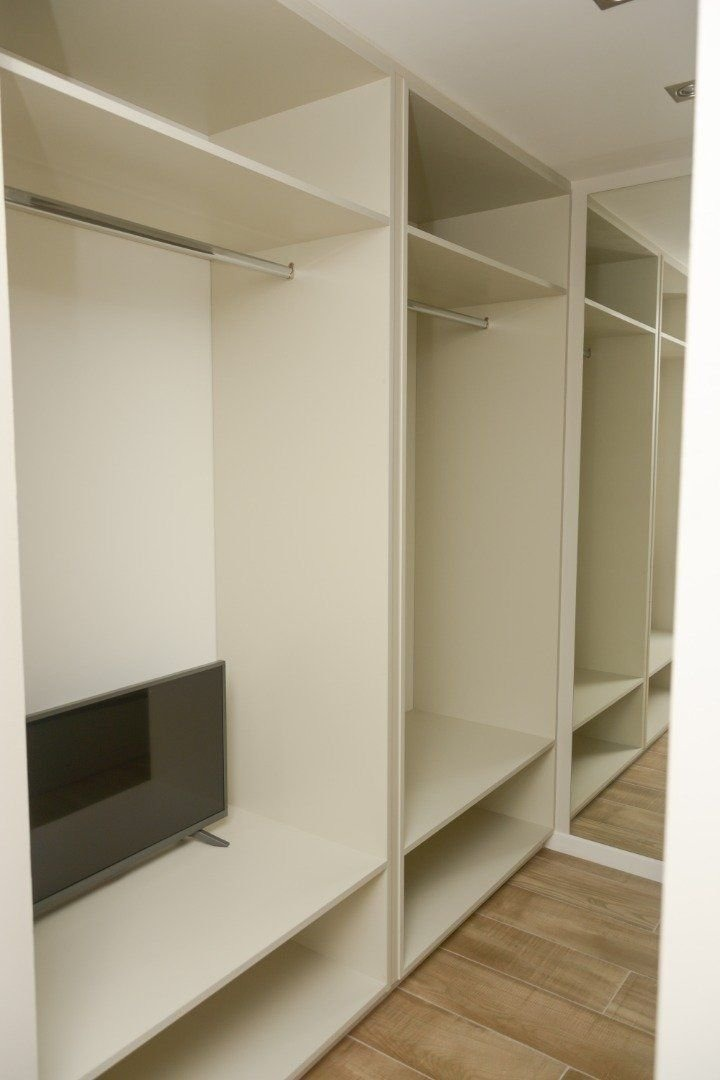departamento 2 ambientes con balcon saliente y cochera a estrenar