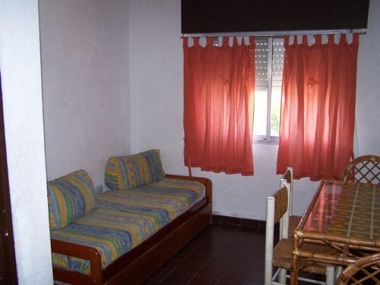 departamento 2 ambientes con cochera ( 4 personas)