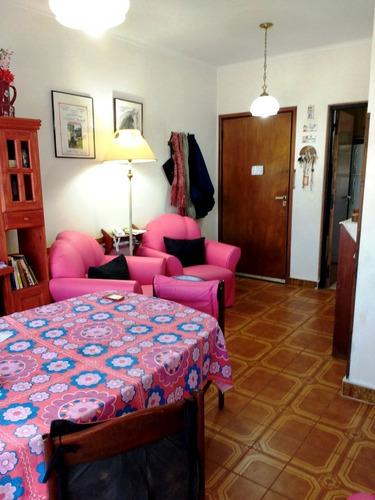 departamento 2 ambientes, con cochera cubierta