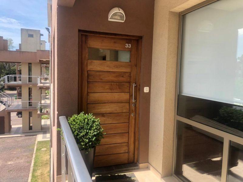 departamento 2 ambientes con cochera en amaneceres residence
