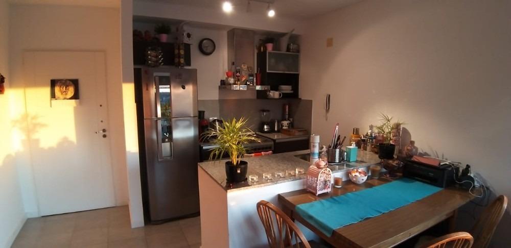 departamento 2 ambientes con cochera en venta en nordelta