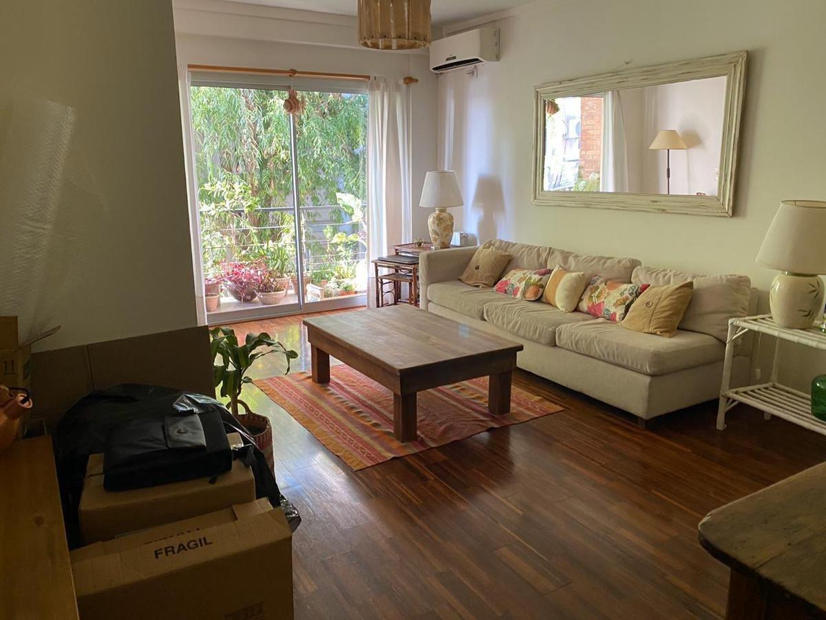 departamento 2 ambientes con cochera en venta - san isidro centro