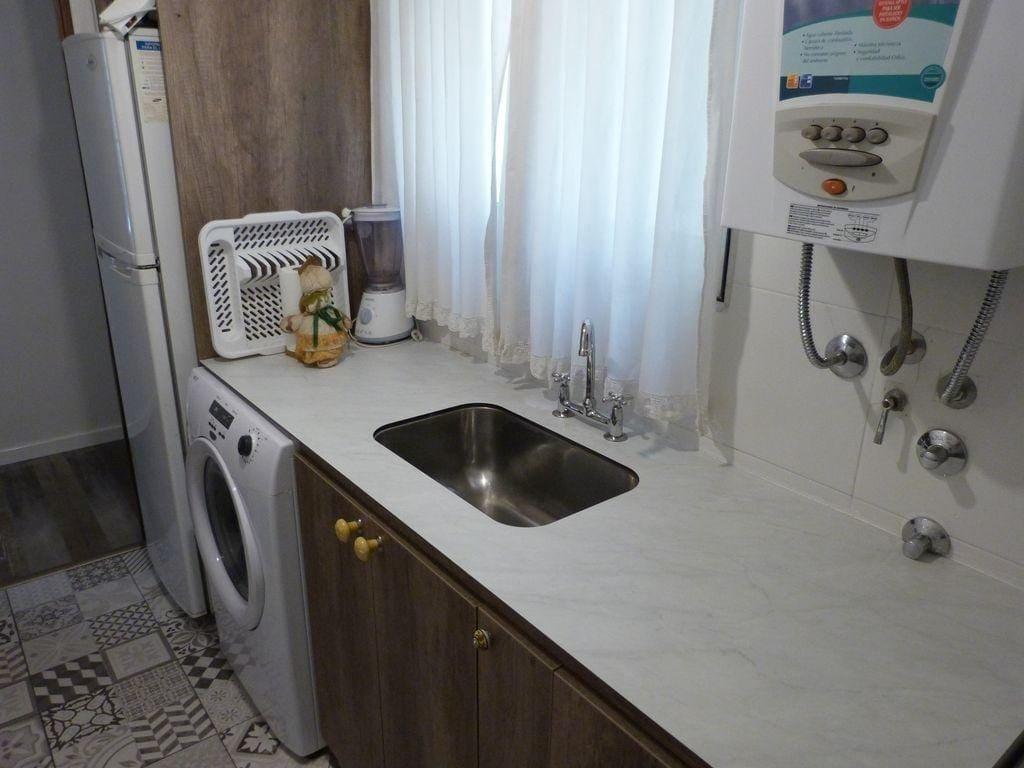 departamento 2 ambientes con cochera z/aldrey