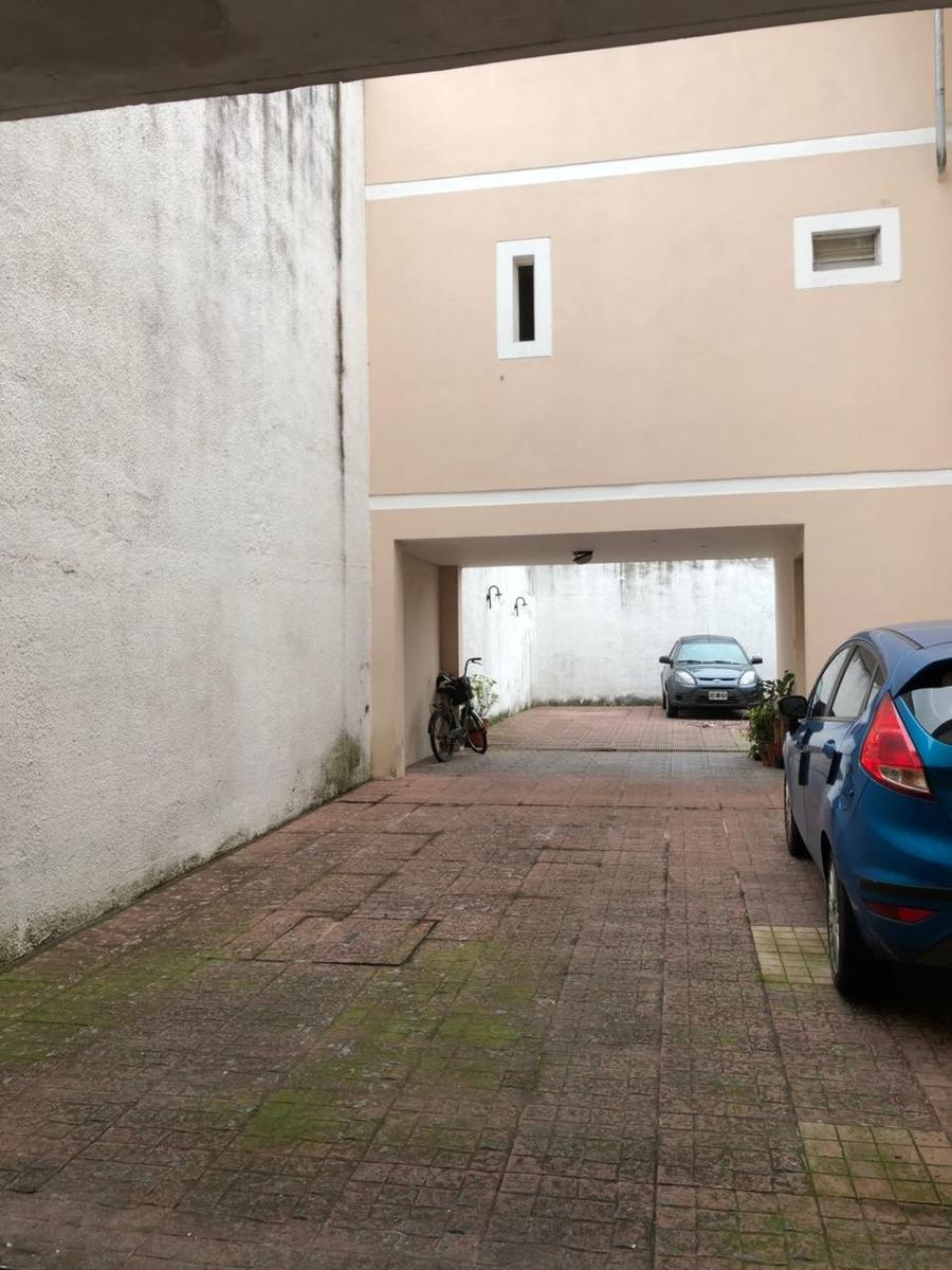 departamento 2 ambientes con espacio comun