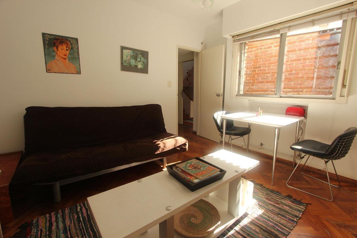 departamento 2 ambientes con gran terraza propia - florida mitre/este