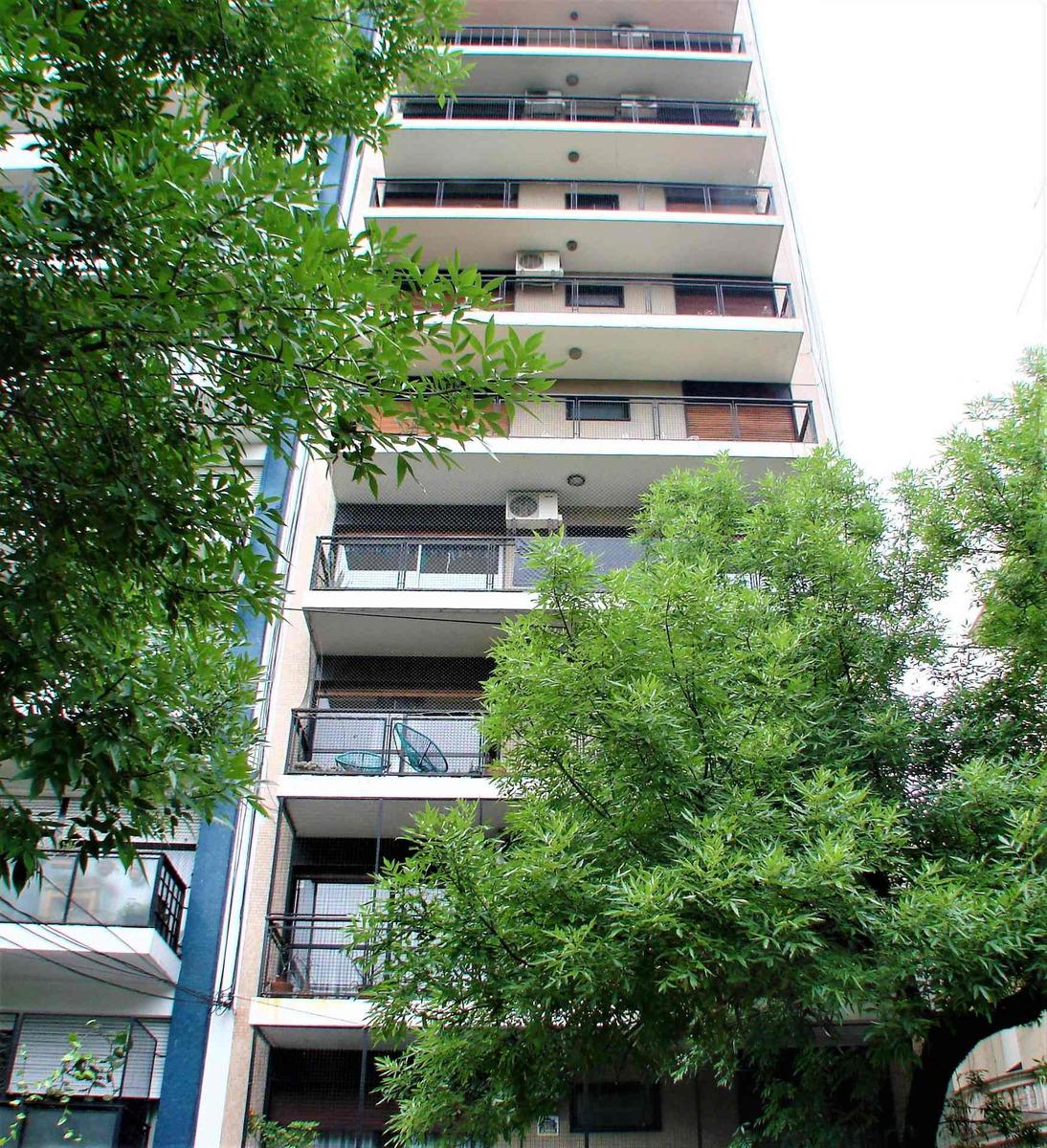 departamento 2 ambientes con patio