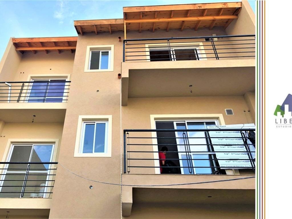 departamento 2 ambientes con patio a estrenar // ramos mejia