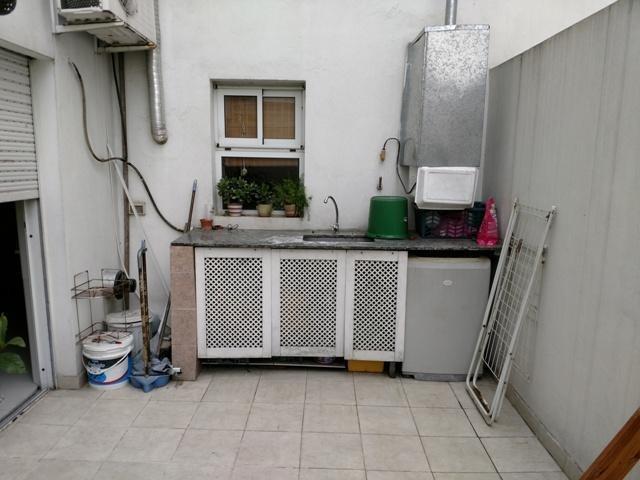 departamento 2 ambientes con patio en ramos mejía