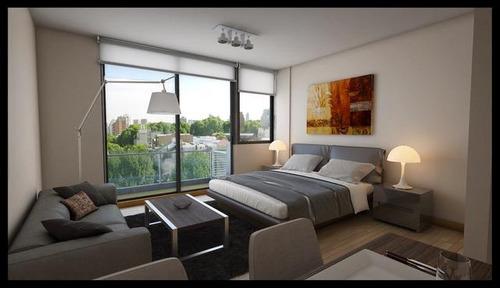departamento - 2 ambientes con patio - palermo hollywood