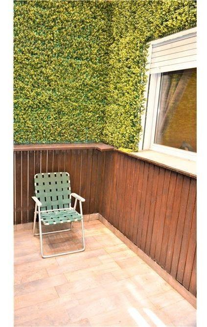 departamento 2 ambientes con patio todo reciclado
