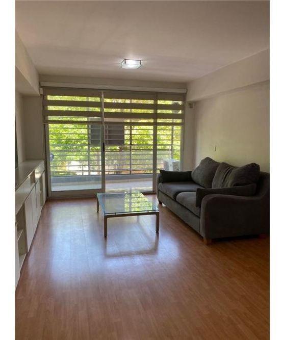 departamento 2 ambientes c/patio y balcón exc zona