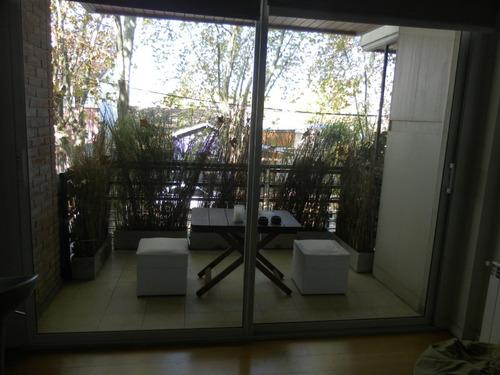 departamento 2 ambientes en beccar plaza