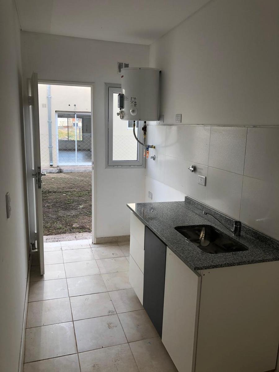 departamento 2 ambientes en complejo cerrado san miguel