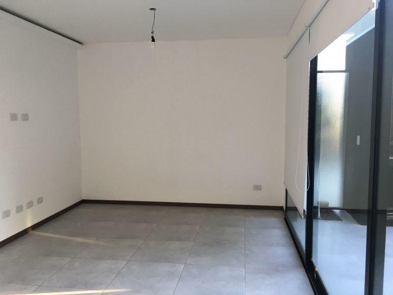departamento 2 ambientes en espacio las cavas