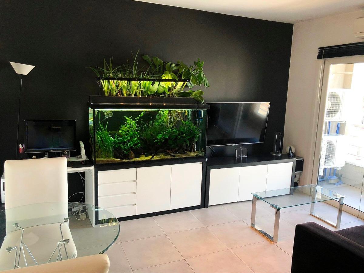 departamento 2 ambientes en olivos - impecable