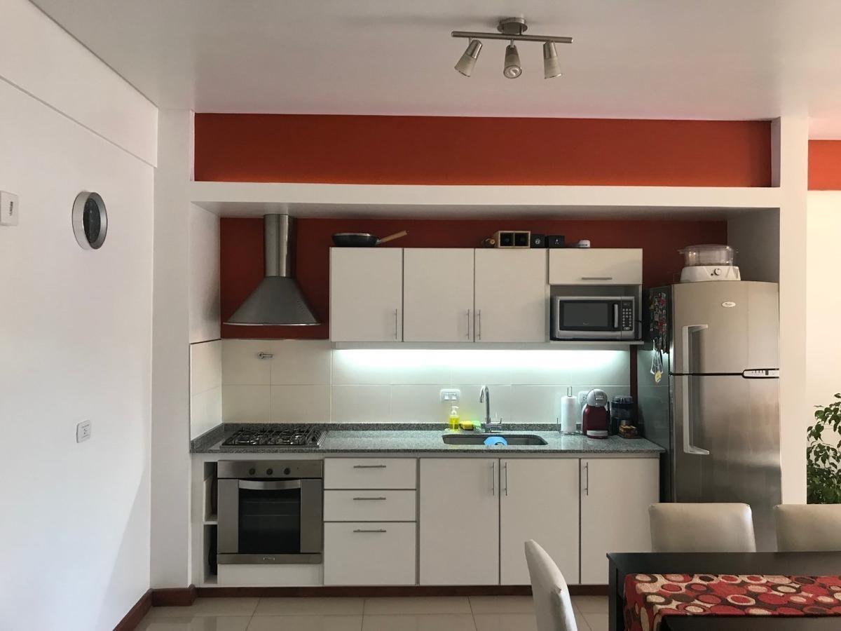 departamento 2 ambientes en venta en barrio cerrado moreno  cocheras