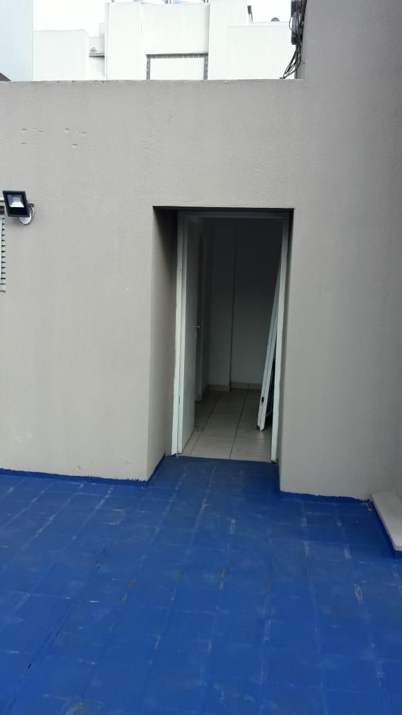 departamento 2 ambientes frente balcon v luro
