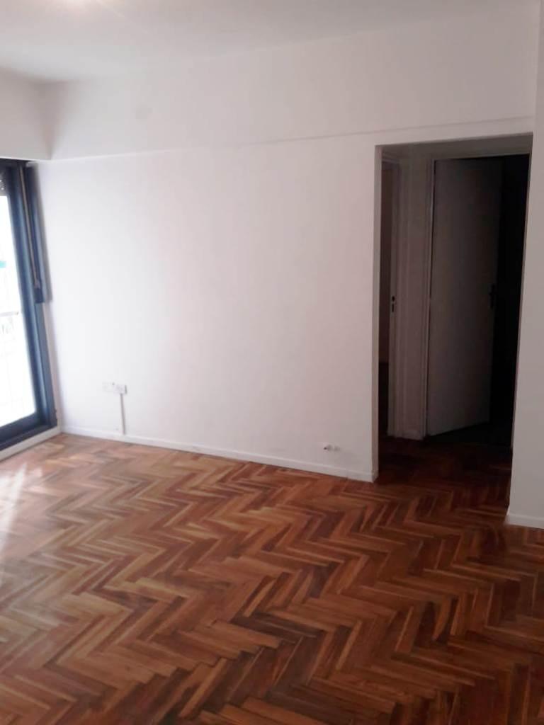 departamento 2 ambientes lateral con vista panorámica.
