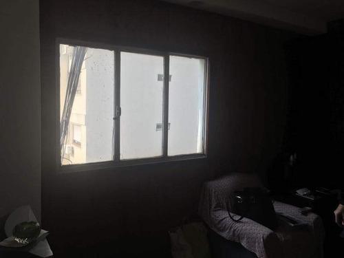 departamento 2 ambientes muy luminoso - villa crespo
