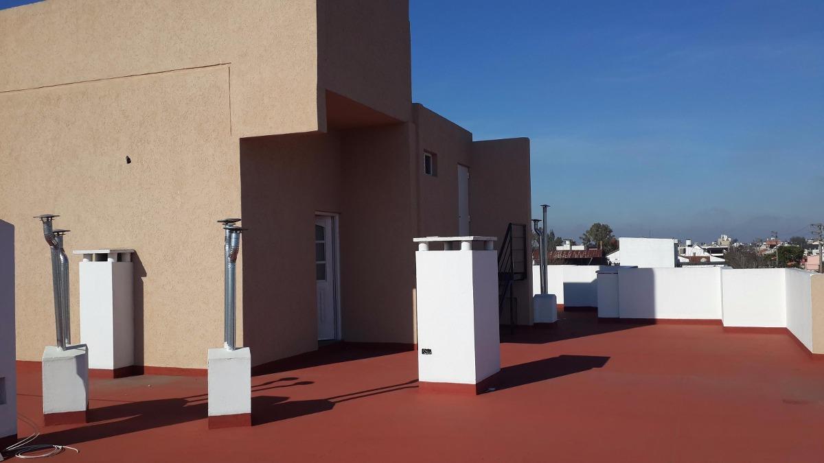 departamento 2 ambientes planta baja c/patio